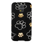 Dog Puppy Paw Prints Gifts for Dog Lovers Galaxy S5 Case