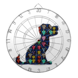 DOG PUPPY PET Gifts for Kids and Animal Lovers Dartboards