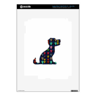 DOG PUPPY PET Gifts for Kids and Animal Lovers iPad 3 Skin
