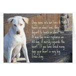 Dog Quotation Card