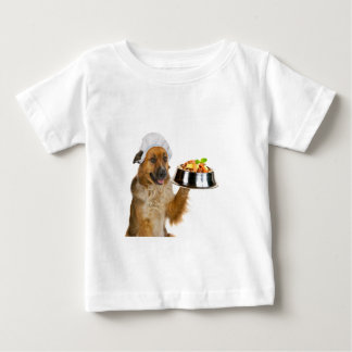 Dog Restaurant Baby T-Shirt