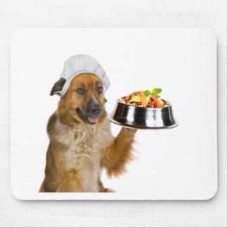 Dog Restaurant Mouse Pad
