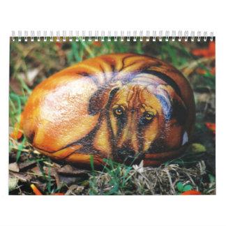 Dog Rock Calendar