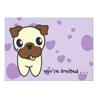 Dog Rockets Cartoons™ - Aurora Card