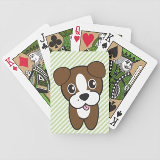 Dog Rockets Cartoons™ - Bentley Bicycle Playing Cards
