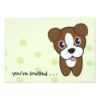 Dog Rockets Cartoons™ - Bentley Card
