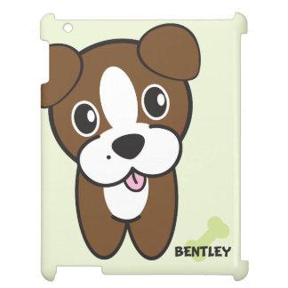 Dog Rockets Cartoons™ - Bentley Case For The iPad 2 3 4