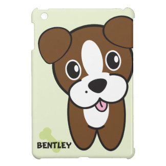 Dog Rockets Cartoons™ - Bentley Case For The iPad Mini