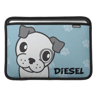 Dog Rockets Cartoons™ - Diesel MacBook Sleeve