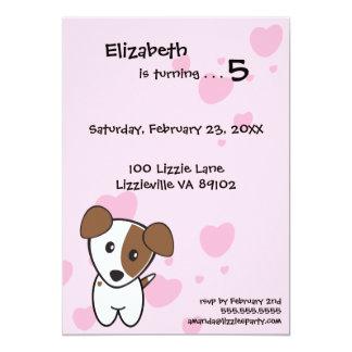 Dog Rockets Cartoons™ - Lily Card