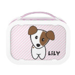 Dog Rockets Cartoons™ - Lily Lunchboxes