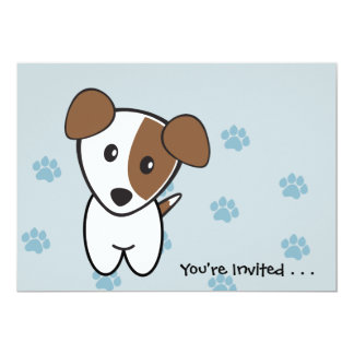 Dog Rockets Cartoons™ - Remi Card
