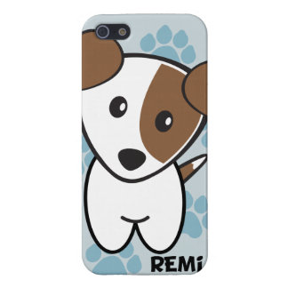 Dog Rockets Cartoons™ - Remi Case For iPhone SE/5/5s