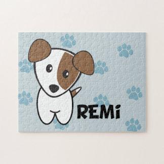 Dog Rockets Cartoons™ - Remi Jigsaw Puzzle