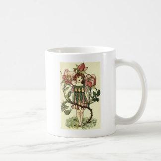 dog-rose mugs