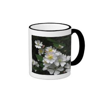 Dog Rose Coffee Mugs