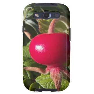 Dog Rose of the hedge Samsung Galaxy SIII Covers