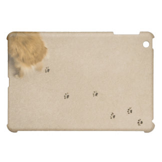 Dog s on Carpet iPad Mini Cover