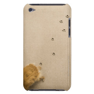 Dog s on Carpet iPod Touch Case-Mate Case