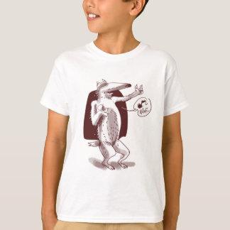 dog says wof T-Shirt