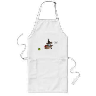 Dog Sees Ball Aprons