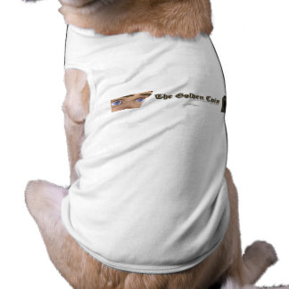 """Dog shirt for """"The Golden Coin"""""""