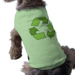 Dog Shirt-Go Green-Recyle