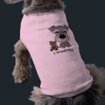 "Dog Shirt (Schnauzer)<br><div class=""desc"">Dog Shirt (Schnauzer)</div>"