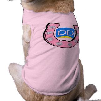 Dog Shirt with Large Logo