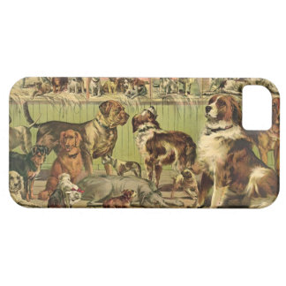 Dog Show 1893 iPhone SE/5/5s Case