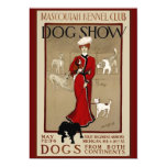 Dog Show Personalized Announcement