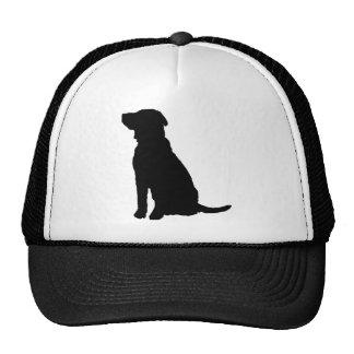 Dog Silhouette Trucker Hat
