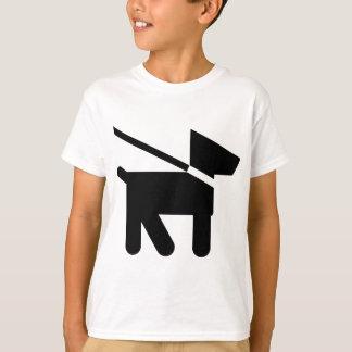 Dog Silhouette! T-Shirt