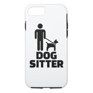 Dog sitter iPhone 8/7 case