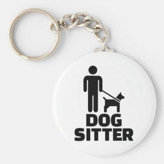 Dog sitter keychain