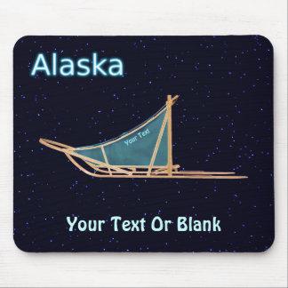 Dog Sled - Alaska Mouse Pad