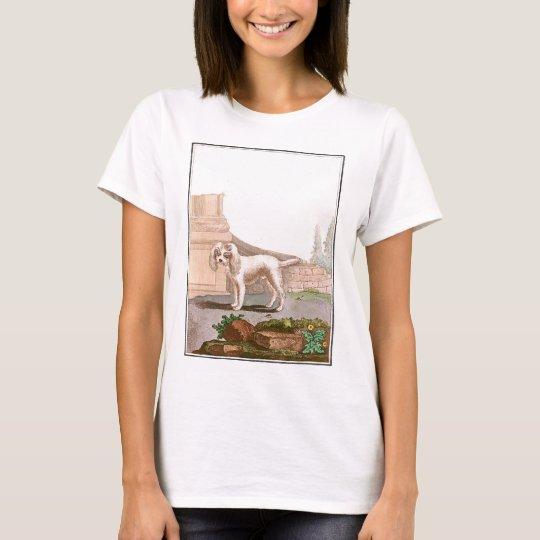 Dog - Small Barbet T-Shirt
