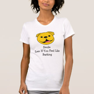 Dog Smiley T-shirt
