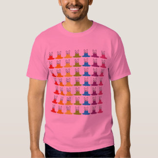 Dog Smiley Turtleneck Allstars Rainbow7 B T Shirt