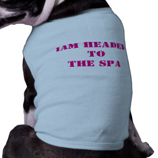DOG SPA SHIRT