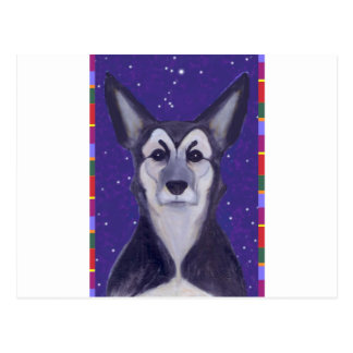 Dog Star Postcard