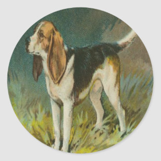 Dog Sticker With Your Favourite Beagle