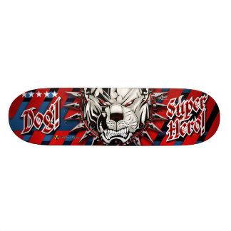 Dog Superhero Universe Walk 4...!!! Skateboard Deck