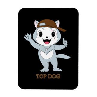 Dog™ superior iman rectangular
