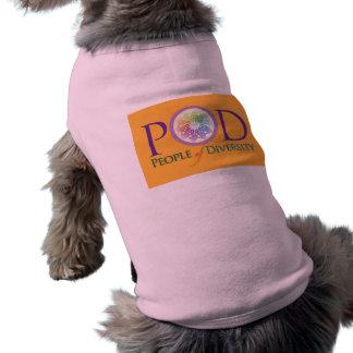 Dog T-Shirt -People of  Diversity