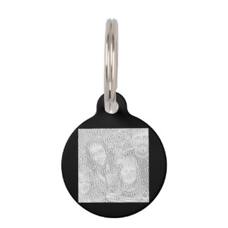 Dog Tag Fit Template