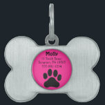 "Dog Tag for Girl Dogs<br><div class=""desc"">Dog tag for your little or big lady!</div>"