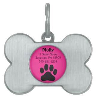 Dog Tag for Girl Dogs