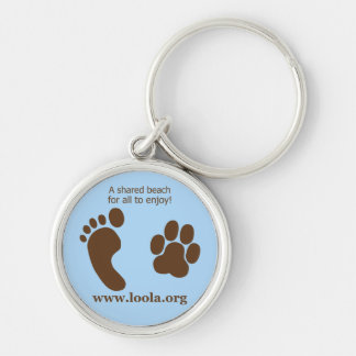 Dog Tag | Key Chain LOOLAorg Waterproof Medallion