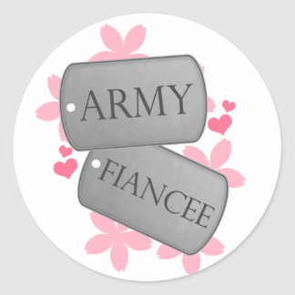 Dog Tags - Army Fiancee